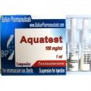 aquatest , testosteron suspension , vand aquatest